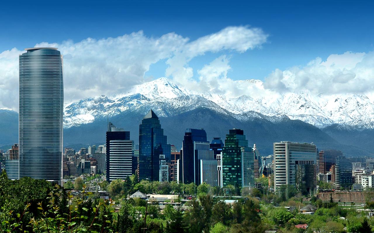 칠레 및 특징소개