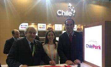 Chile Week 2018―中国国際輸入見本市開催