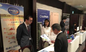 Chile Food, Wine & Travel Japón 2018 destacó versatilidad de alimentos chilenos