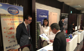 Chile Food, Wine & Travel Japan 2018 stressed the versatility of Chilean food