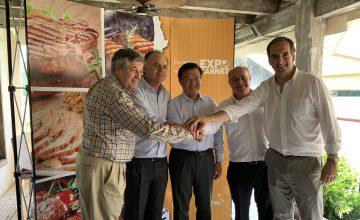 Visita del Ministro de Aduanas chino concreta avances para el sector cárnico