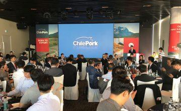Un centenar de importadores coreanos fueron parte del cierre del evento ChilePork por Asia