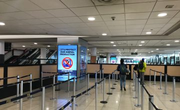 Se inicia Campaña para prevenir ingreso de PPA a Chile en Aeropuerto de Santiago