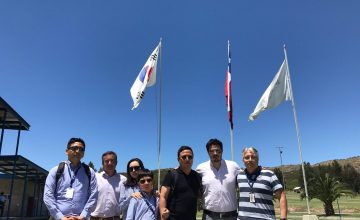 Pork importer highlights the good relationship between Chile and Korea