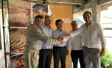 Visit of the Chinese Customs Minister helps solidify progress made by the meat sector