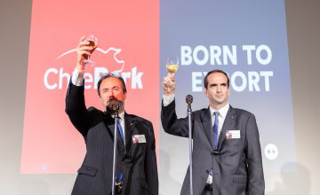ChilePork brings together over 150 importers at two memorable events