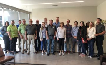 ChileCarne recibe la visita del National Pork Producer Council en Estados Unidos